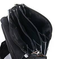 Мужская сумка Планшет Dr.Bond 17 x 20 x 5см Черный (db317-1), фото 3