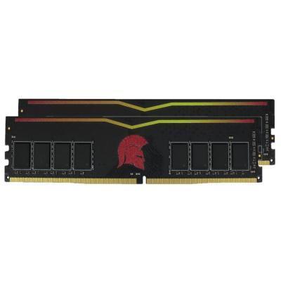 Модуль памяти для компьютера DDR4 16GB (2x8GB) 2400 MHz Red eXceleram (E47054AD)