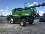 Комбайн JOHN DEERE 9660 STS USA 2007 года, фото 4