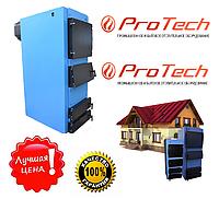 Котлы длительного горения Protech 30 Smart MW c охлаждаемыми колосниками. Автоматика+турбина.
