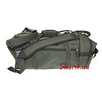 Военная сумка-рюкзак  транспортировочная, Olive 85 литров