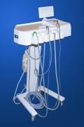 Пневмоэлектрическая стоматологическая передвижная установка СПЕУ-1