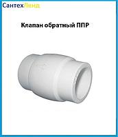 Обратный клапан 25 ппр