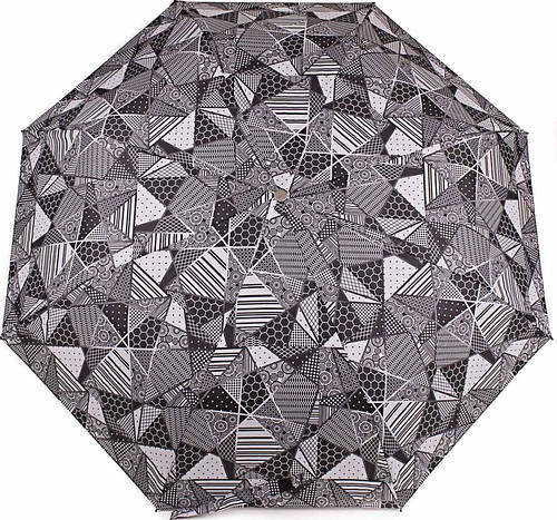Изящный женский зонт, полуавтомат, антиветер AIRTON (АЭРТОН) Z3615-56