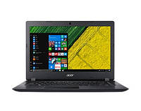 Ноутбук Acer Aspire 3 A315-51-576E (NX.GNPEU.023); 15.6 FullHD (1920x1080) TN LED глянцевый / Intel Core i5-7200U (2.5 - 3.1 ГГц) / RAM 4 ГБ / HDD 1