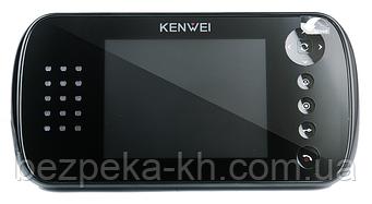 Видеодомофон Kenwei E562С-W32  BLACK