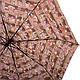 Деликатный женский зонт, полуавтомат, антиветер AIRTON (АЭРТОН) Z3615-57, фото 3