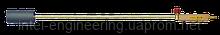 """Горелка газовоздушная типа ГВ """"ДОНМЕТ"""" 231У пропан/метан, мундш. №4(вентиль)"""