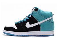 Мужские кроссовки Nike Dunk High 06M размер 45 (Ua_Drop_111156-45)