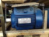 Электродвигатель АИР 71 А2  0,75кВт/3000об/м