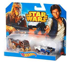 "Набор из 2-х машинок-героев серии ""Star Wars"" Hot Wheels , фото 3"