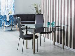 Стеклянный стол Madras 120x75