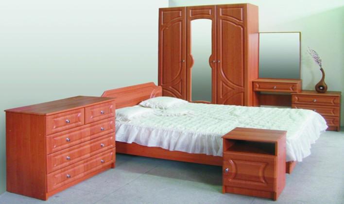 Спальня Мелодия (МДФ)