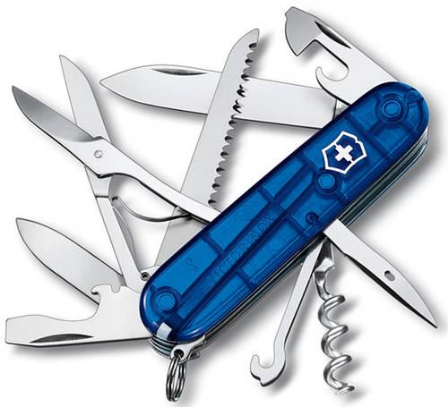 Швейцарский складной нож Victorinox Huntsman 13713.T2 синий