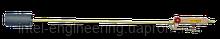 """Горелка газовоздушная типа ГВ """"ДОНМЕТ"""" 232 (рычаг) пропан/метан"""
