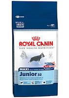 Сухой корм для щенков Royal Canin Maxi Junior 32 1 кг