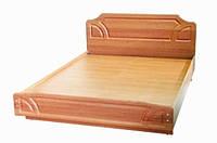 Кровать Мелодия 1.4 (МДФ)