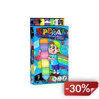 Мел для рисования на асфальте Danko Toys БОЛ 7 шт Разноцветный (MEL-01-05)