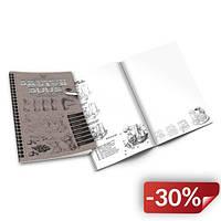 Комплект креативного творчества Danko Toys Sketch Book рос. (6632DT)