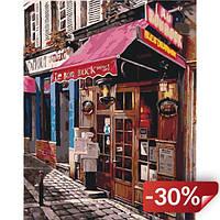 Картина по номерам Идейка Любимый магазинчик 40 х 50 см (KHO2195)