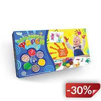 Пальчиковые краски Danko Toys Мое первое творчество 4 Цвета Разноцветный (6785DT)