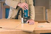 З'єднання на плоскі шканты деталей меблів і столярно-будівельних виробів