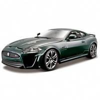 Конструктор авто Jaguar XKR-S темно-зеленый 1:24