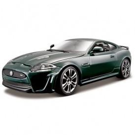 """Конструктор авто Jaguar XKR-S темно-зеленый 1:24 - Интернет-магазин игрушек """"Parktoys-парк игрушек"""" в Днепре"""