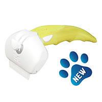 FoOlee (Фуллии) Easee Medium Дешеддер Фоли Изи средний фурминатор для удаления шерсти собак и кошек 6,5 см