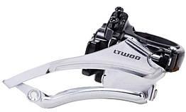 Переключатель передний L-TWOO FD-V5010L 34,9мм 3х10 универсальная тяга