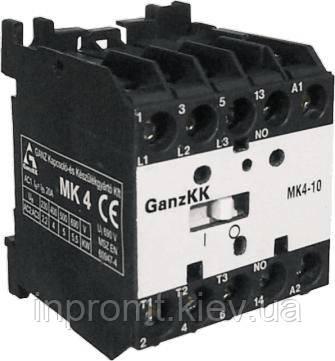 Контактор (магнитный пускатель) МК 4-10