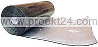 Изолон самоклеющийся фольгированный 10мм (изолонтейп, не сшитый)