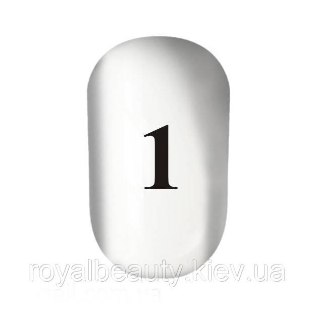 Гель лак №1, My nail, 9 мл