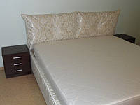 Кровать -двуспальная+подушки