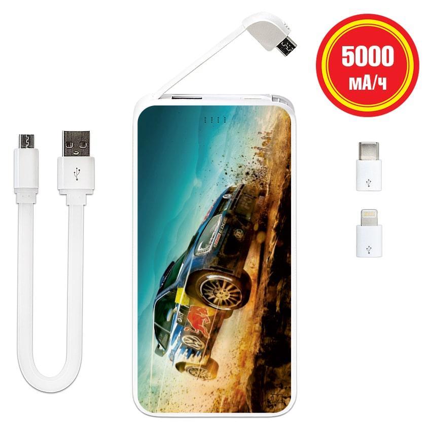 Power Bank (повербанк) Red Bull Auto, 5000 мАч (E505-73)