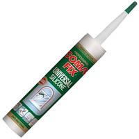 Герметик силикон. универсальный белый Somafix 280 мл