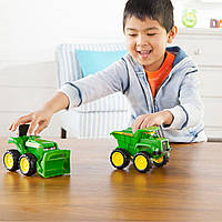 Набор машинок Tomy Трактор Самосвал 42952V ТМ: Tomy