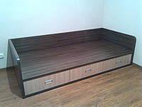 Кровать - подиум  с нижним ящиком