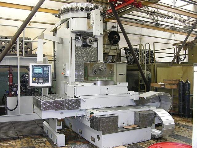 Капитальный ремонт и модернизация металлообрабатывающих станков