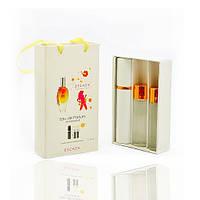 Мини парфюм Escada Rockin' Rio с феромонами (Эскада Рокин Рио) + 2 запаски, 3*15 мл.