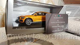 Масштабна модель Audi Q8, Dragon Orange, Scale 1:43