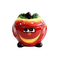 Банка для хранения сыпучих продуктов 500 мл Smile Apple Milika M07130-EDB125-A