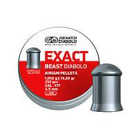 Пули JSB Diabolo Exact Beast 1,05 г 250 шт