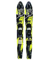 Лыжи широкие, длина 163см, Contour, Bodyglove