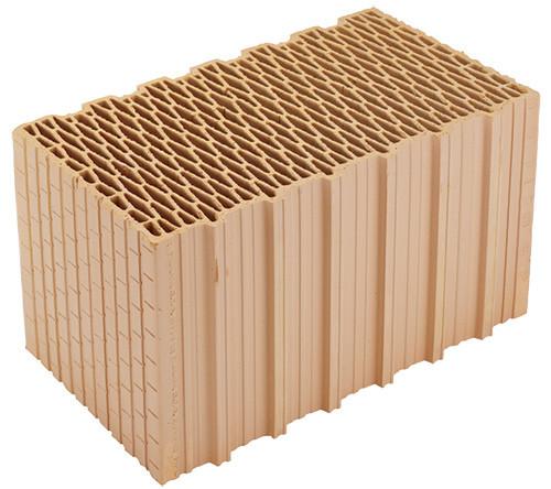 HELUZ FAMILY 44 Керамический блок шлифованый