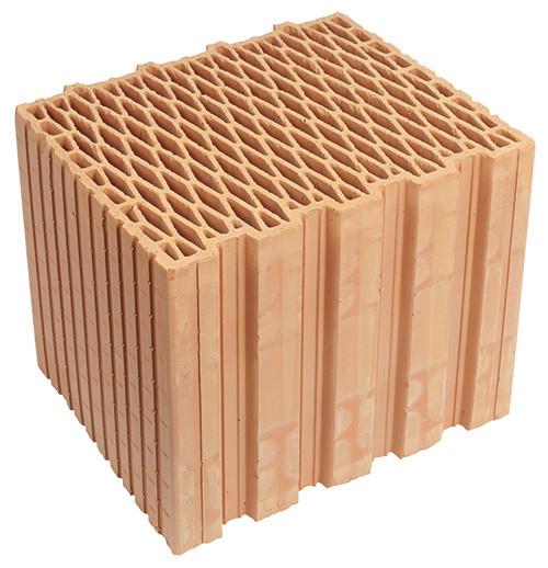 HELUZ FAMILY 30 Керамический блок шлифованый