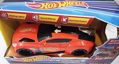 "Машинка ""Hot Wheels Furious""  свет+звук 25 см, фото 2"