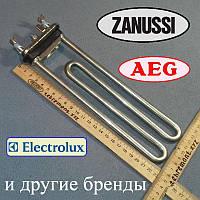 ТЕН 1950 W / 232 мм (є отвір під датчик) для пральної машини ZANUSSI, Electrolux, AEG, Privileg і т. д