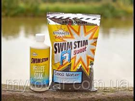 Пеллетс прикормочный для рыбалки по 100 грамм. Пеллетс Dynamite Baits Swin Stim F1 Sweet 4mm