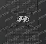 Авточехлы Hyundai Accent RB / Solaris 2010- Nika, фото 4